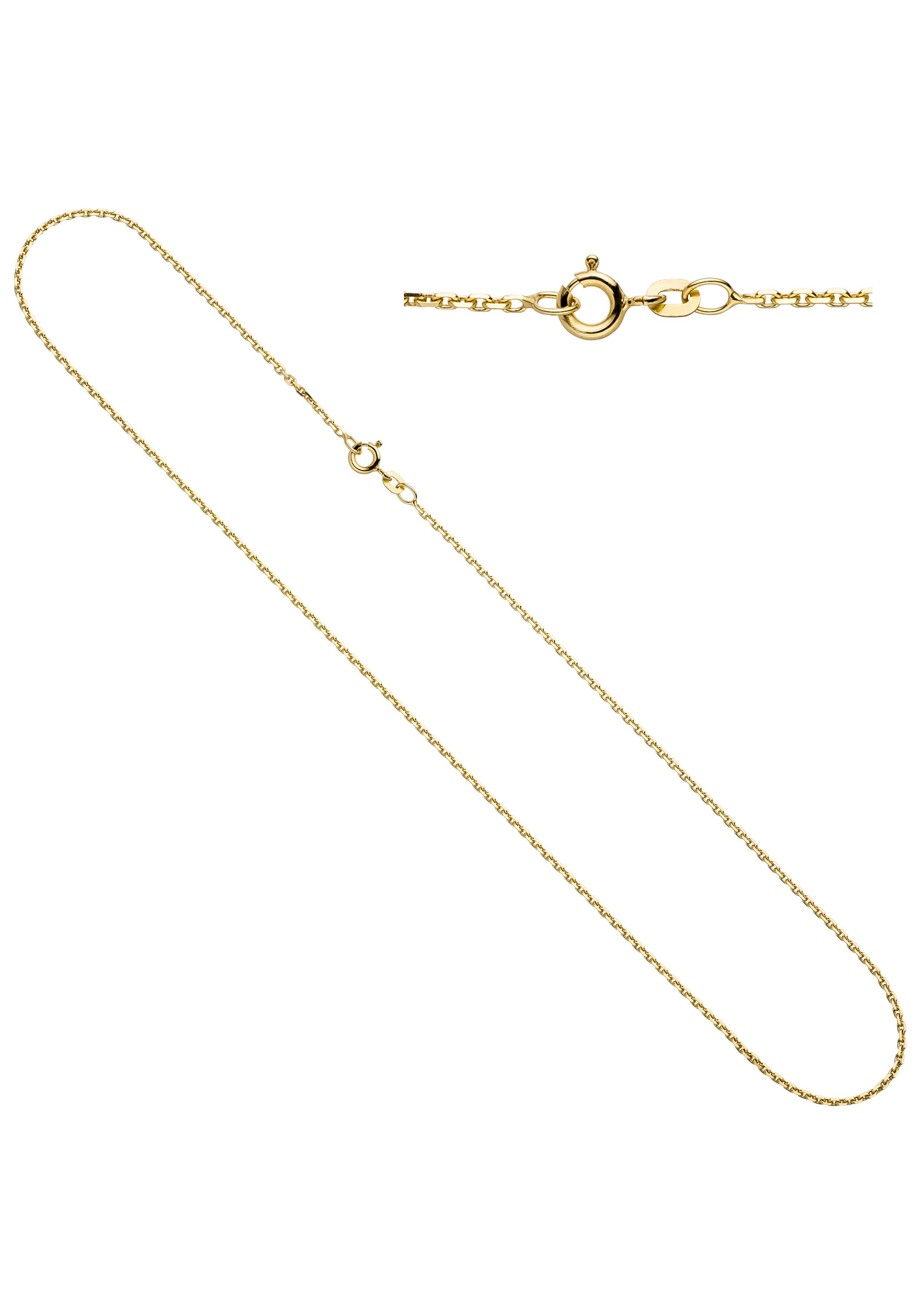 JOBO Goldkette Ankerkette 333 Gold 45 cm 1,2 mm